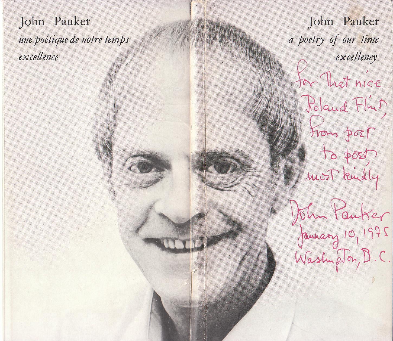 Pauker, John