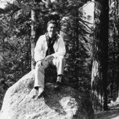 Photo: William Stafford Archive, Lewis and Clark College.