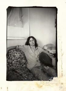 Ed Cox, 1972. Photo by John Gossage.
