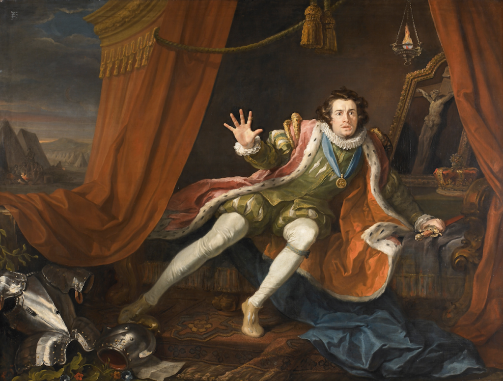 Richard III, Hogarth