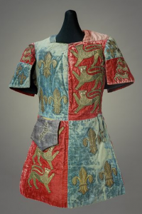 Costume worn by Edwin Booth in Richard III, c. 1870s. Courtesy of the Folger Shakespeare Library.